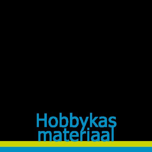 Hobbykas materiaal