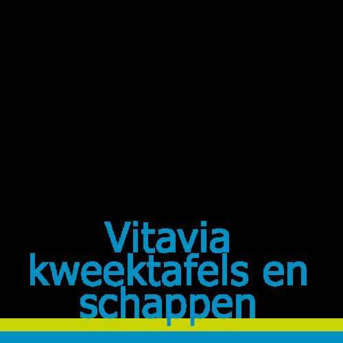 Vitavia kweektafels en schappen